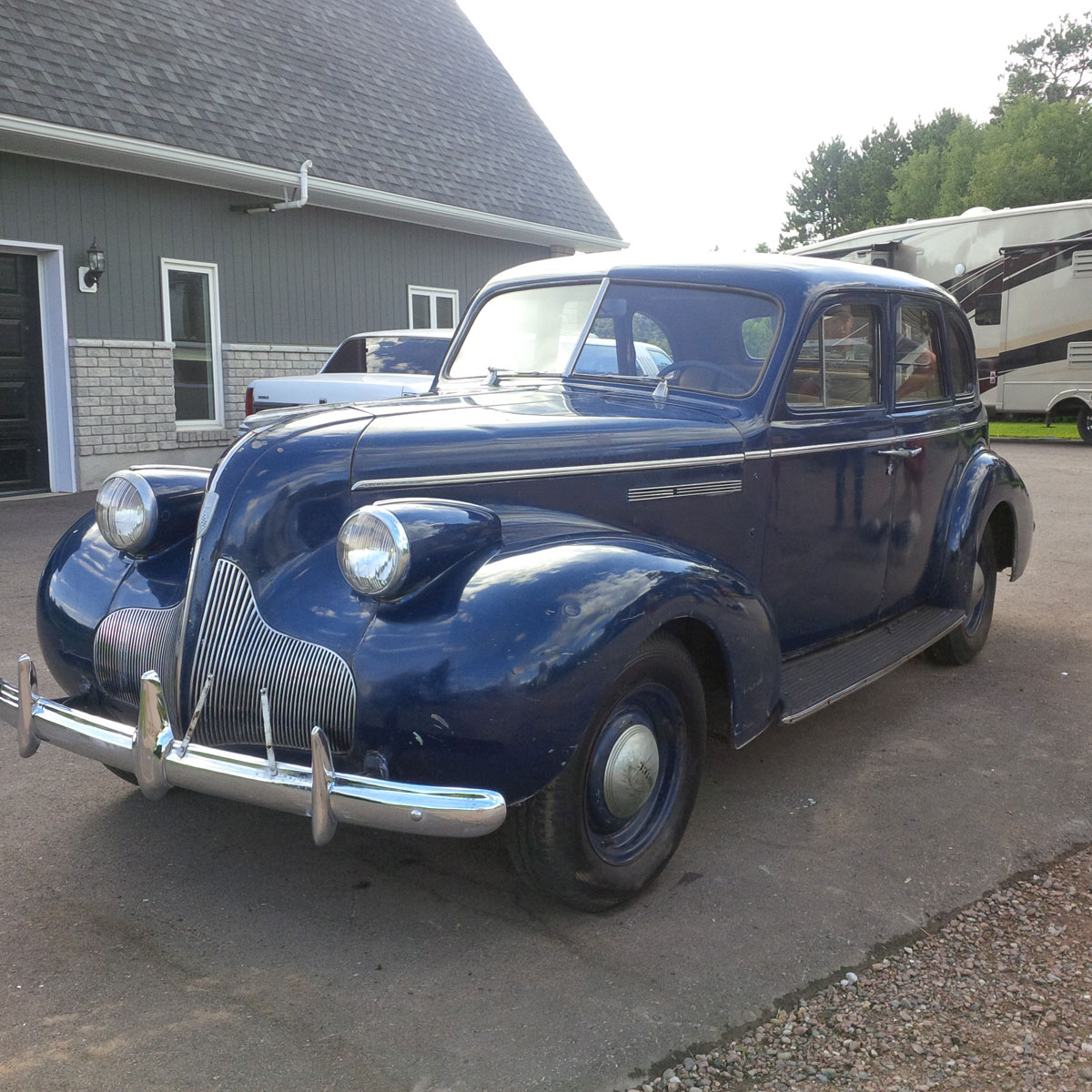 1939 buick eight special bramhall classic autos