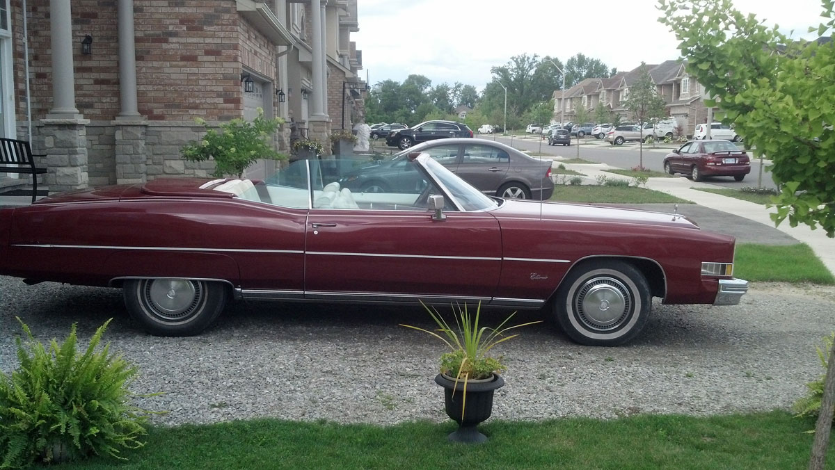 1974 cadillac eldorado convertible 004. Cars Review. Best American Auto & Cars Review