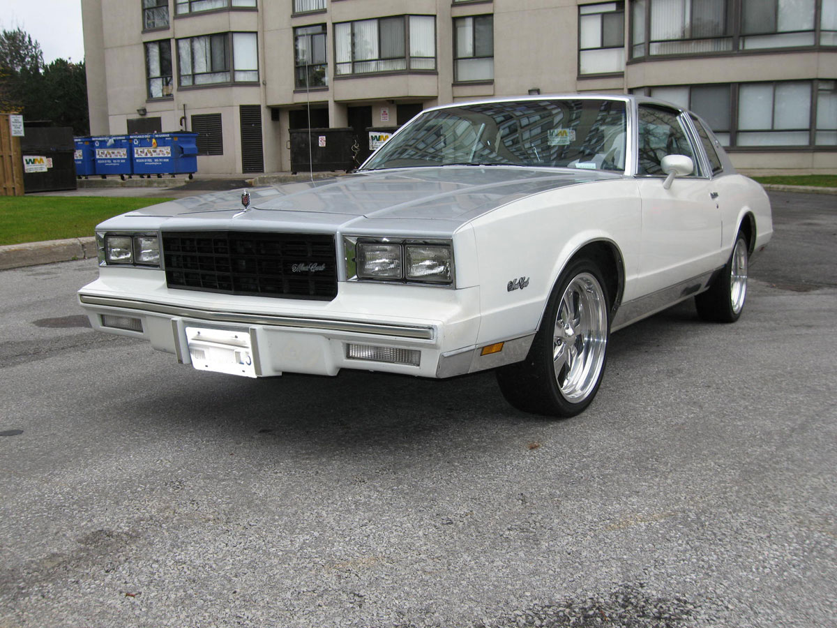 1987 1988 Monte Carlo For Sale Html Autos Post