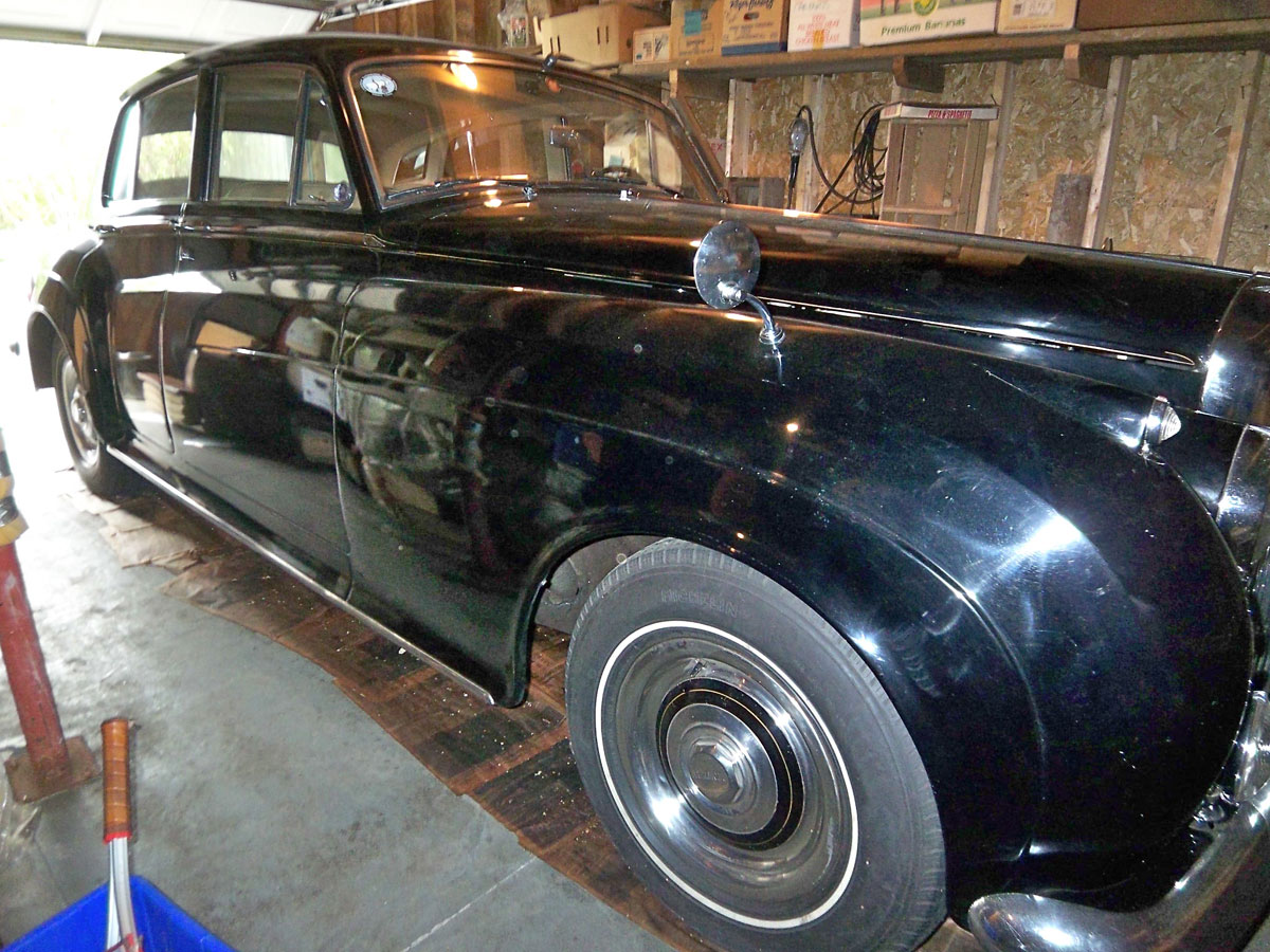 1959 Bentley S1 Bramhall Classic Autos