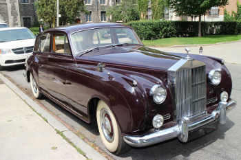 1960 Rolls-Royce James Young Limousine