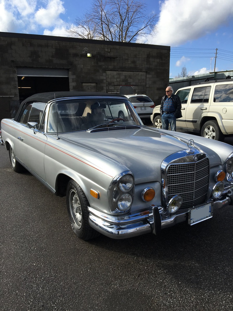 1969 mercedes benz 280se cabriolet bramhall classic autos for 1969 mercedes benz 280 se convertible