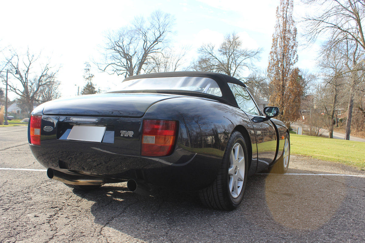 tvr griffith for sale canada tvr griffith galery car lhd 1994 tvr griffith bring a trailer. Black Bedroom Furniture Sets. Home Design Ideas