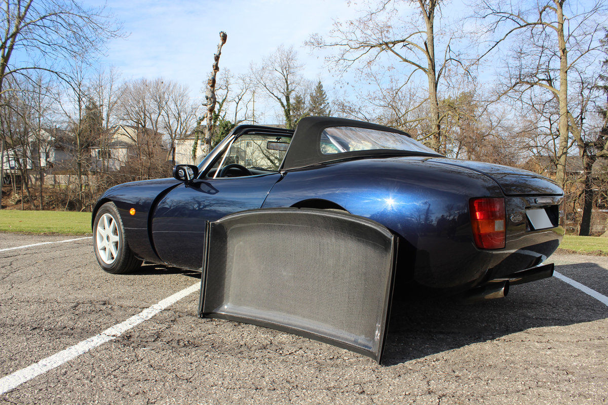 1993 tvr griffith 430 bramhall classic autos. Black Bedroom Furniture Sets. Home Design Ideas