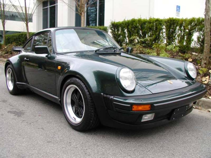 1985 porsche 911 carrera bramhall classic autos. Black Bedroom Furniture Sets. Home Design Ideas