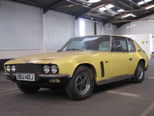 Jensen Interceptor For Sale Craigslist >> 1971 - Bramhall Classic Autos