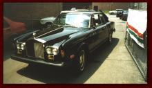 Rolls Royce Corniche FHC Hard Top or Convertible