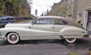 1947 Buick Roadmaster for sale