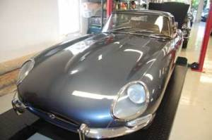1961 Jaguar E-Type FHC For Sale