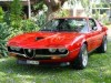 1972-1975 Alfa Romeo Montreal coupe at Toronto, ON, Canada for