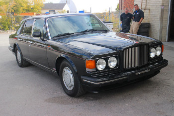 1991 Bentley Turbo R for sale