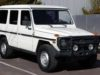 1979-1992 Mercedes-Benz G-Wagen at Toronto, ON, Canada for