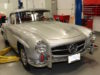 1962 Mercedes-Benz 190SL, matching numbers car at Toronto, ON, Canada for
