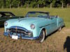 1951 Packard 250 Convertible with Continental kit at  for