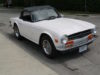 1973 Triumph TR6 at Toronto, ON, Canada for