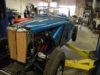 1953 MG TD at Toronto, ON, Canada for