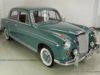 1957-59 Mercedes-Benz 220S sedan at Toronto, ON, Canada for