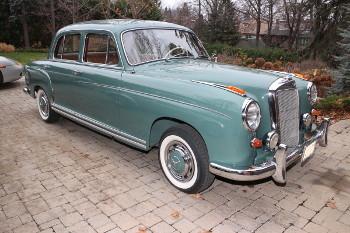 1954 Mercedes-Benz 220S