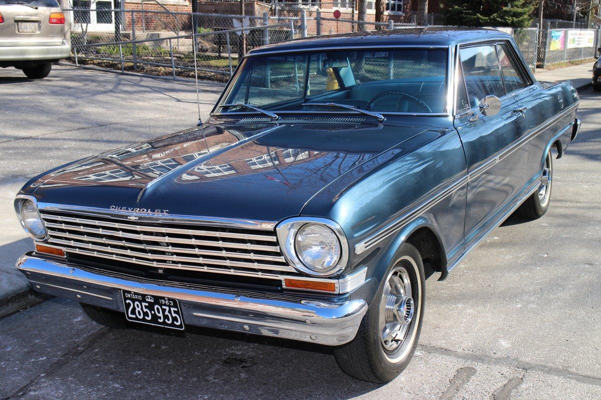 1963 Chevrolet Nova - Bramhall Classic Autos