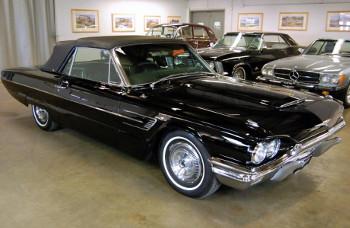 1965 Ford Thunderbird Convertible