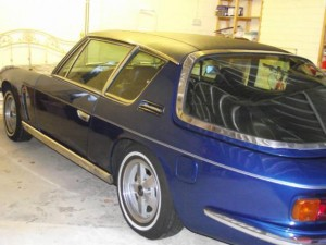 1972 Jensen Interceptor Mark 3