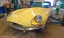 1968 Jaguar E Type 2+2