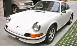 1973 Porsche 911 E For Sale