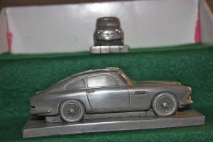 Aston Martin DB4 model car for sale