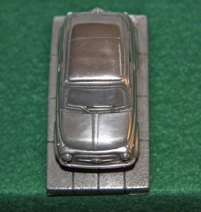 Fiat 500  Model Car
