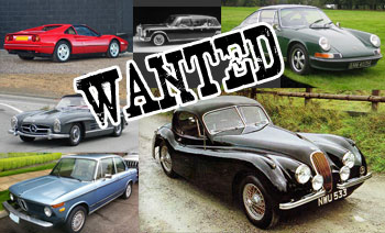 Classic Cars Wanted to Buy