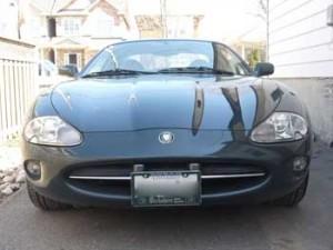 1999 Jaguar XK8 Coupe  For Sale