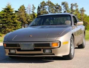 For Sale; 1984 Porsche 944