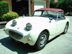 1958 Austin-Healey Bugeye Sprite Mark I For Sale