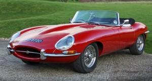 For Sale 1966 Jaguar E-Type SI