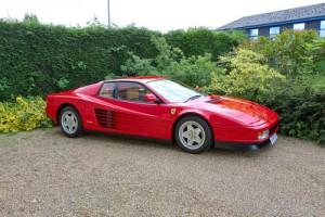 For Sale: 1989 Ferrari Testarossa Coupe