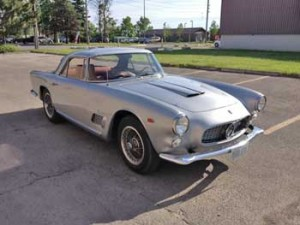1964 Masarati 3500GT Coupe For Sale