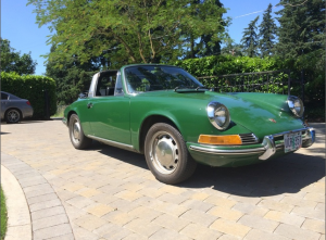 For Sale: 1969 Porsche 912 Soft Windows