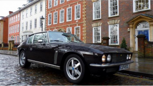 For Sale: 1972 Jensen Interceptor S