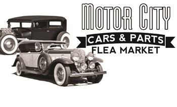 Motor City Cars and Parts Flea Market 2014
