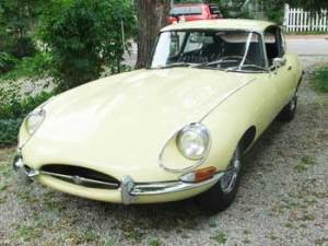 For Sale: 1968 Jaguar E Type 2+2 Manual Transmission