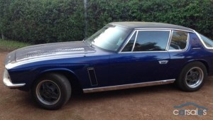 Blue 1973 Jensen Interceptor For Sale