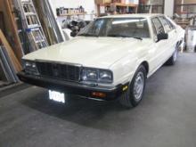 For Sale: 1982 Maserati Quatroporte