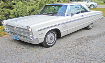 1965 Plymouth Sport Fury For Sale