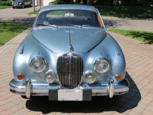 1963 Jaguar Mark II LHD