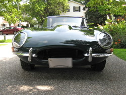 1967 Jaguar E Type Roadster Series 1