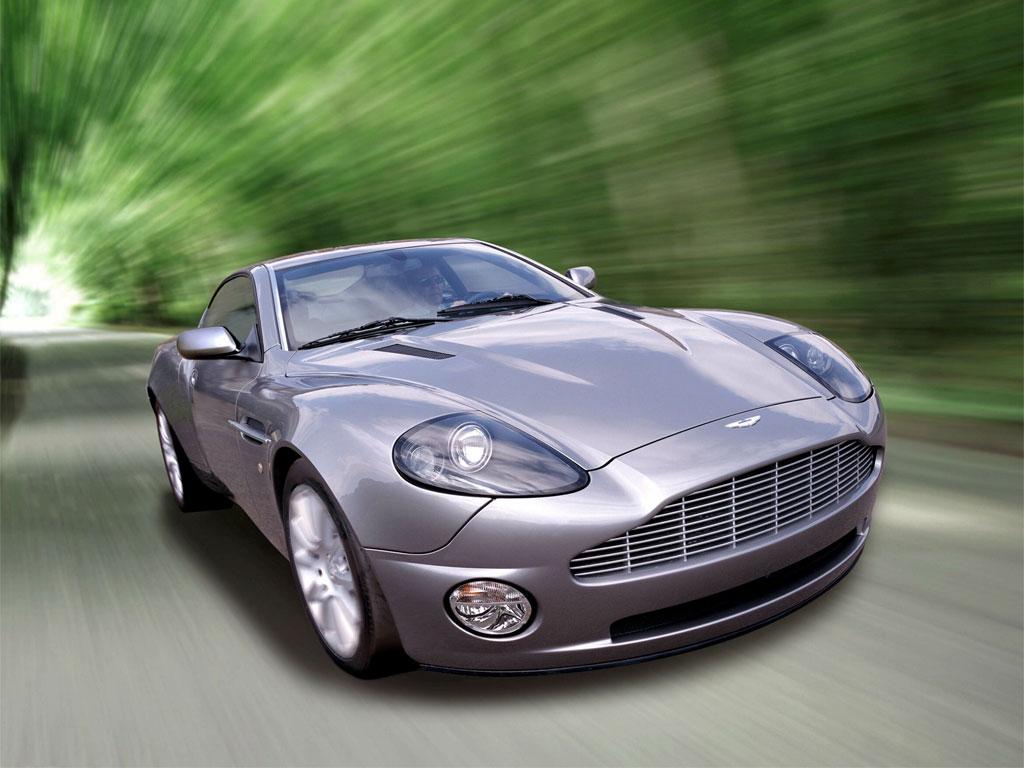 Wanted: Aston Martin Vanquish S