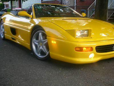 Wanted: Wanted: Ferrari 355, 355 F1